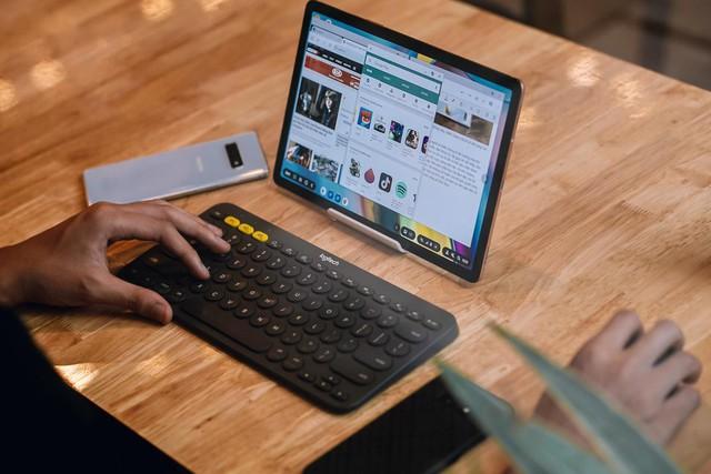 Galaxy Tab S5e là tuyên ngôn cho thấy nếu xét về thiết kế, Samsung xứng đáng là ngôi vương - Ảnh 5.