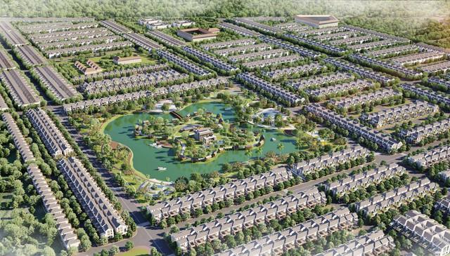 Đất nền dự án tỉnh hấp dẫn trong mắt giới đầu tư   - Ảnh 2.