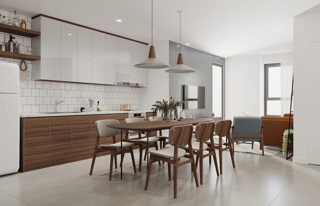 Không gian sống giàu thẩm mỹ từ đơn vị thiết kế hơn 3.000 dự án khắp thế giới - Ảnh 2.