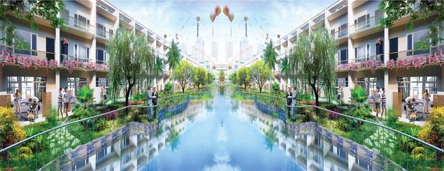 240 triệu, sở hữu ngay Home Resort ven hồ tại trung tâm Phú Mỹ, Bà Rịa - Vũng Tàu - Ảnh 1.