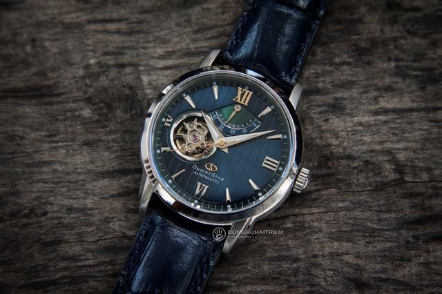 7 mẫu đồng hồ Orient Star đắt nhưng thực sự đáng tiền - Ảnh 2.