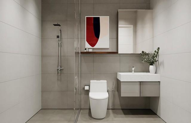 Không gian sống giàu thẩm mỹ từ đơn vị thiết kế hơn 3.000 dự án khắp thế giới - Ảnh 6.