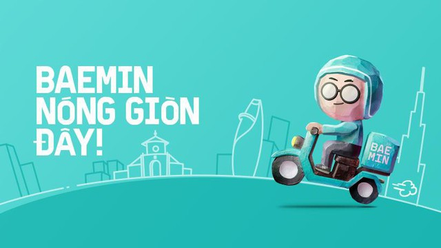 BAEMIN – Ứng dụng giao đồ ăn hàng đầu Hàn Quốc đã có mặt tại Việt Nam - Ảnh 1.
