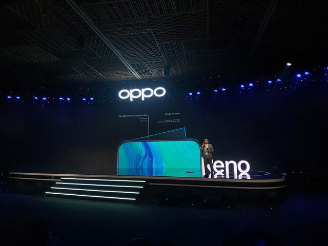 Đánh giá OPPO Reno: Ấn tượng với thiết kế camera vây cá mập độc đáo, một trong những màn hình đẹp nhất trong tầm giá - ảnh 1