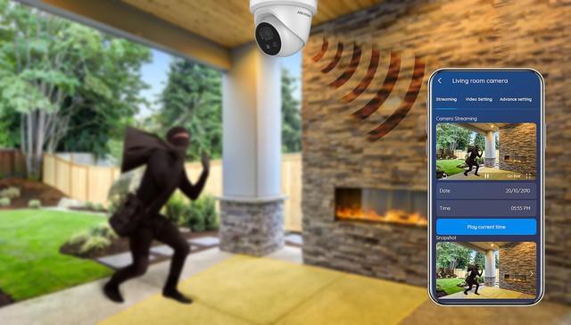 """Tính năng an ninh """"cực cao"""" vừa được Hikvision hợp tác cùng Lumi ra mắt - Ảnh 1."""