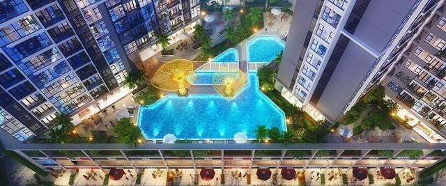 """Eco Green Saigon hút khách nhờ mô hình """"all-in-one"""" - Ảnh 1."""