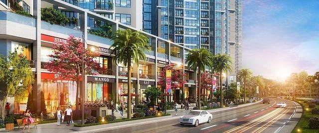 """Eco Green Saigon hút khách nhờ mô hình """"all-in-one"""" - Ảnh 2."""