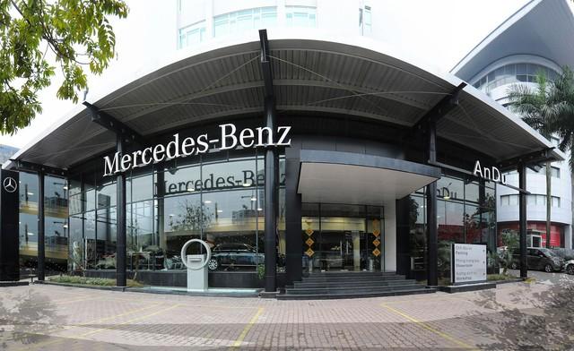 Mercedes-benz An Du dành tặng ưu đãi đặc biệt cho bác sỹ, nha sỹ, phi công, luật sư - Ảnh 1.