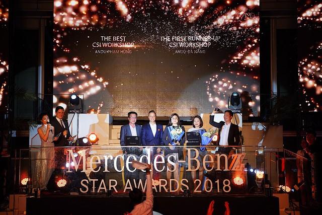 Mercedes-benz An Du dành tặng ưu đãi đặc biệt cho bác sỹ, nha sỹ, phi công, luật sư - Ảnh 2.