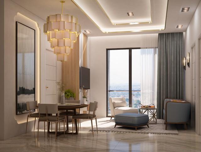 """Có gì trong căn hộ hạng sang thiết kế theo chuẩn """"may đo"""" cho gia đình Việt - Ảnh 2."""