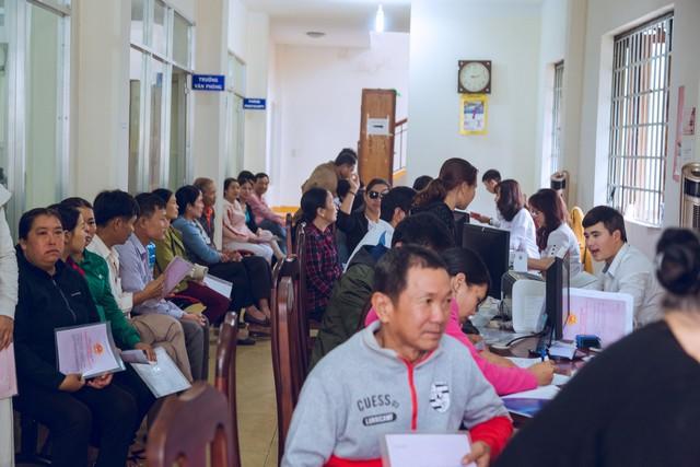 Giao dịch nhà đất Bảo Lộc tăng mạnh - Ảnh 1.