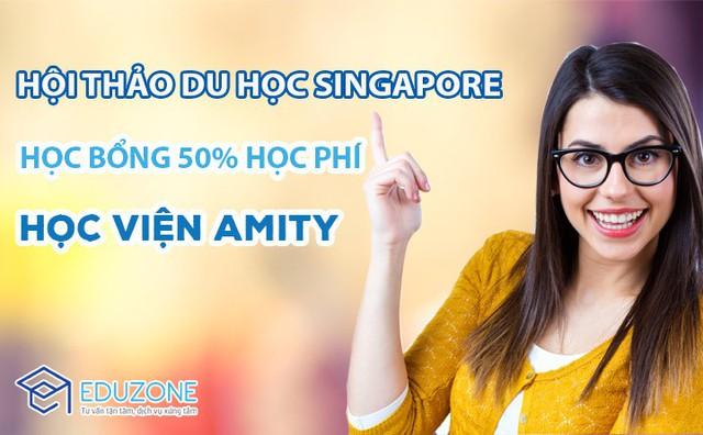 """Hội thảo """"Lấy bằng Đại học, Thạc sĩ quốc tế tại Singapore, học phí chỉ 100 triệu/năm"""" - ảnh 2"""