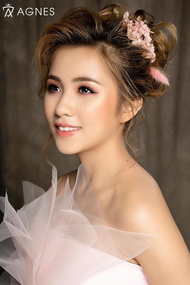 Mãn nhãn với 5 phong cách makeup cô dâu cùng Agnes Academy - ảnh 3