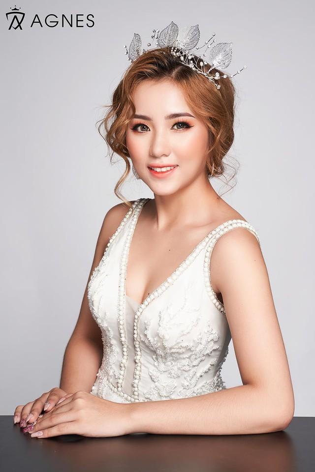 Mãn nhãn với 5 phong cách makeup cô dâu cùng Agnes Academy - ảnh 4