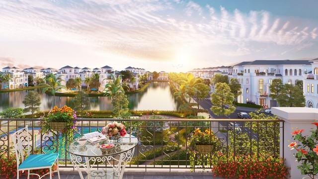 Dấu ấn đậm nét khu biệt thự view hồ cao cấp Vinhomes Marina Cầu Rào 2 Hải Phòng - Ảnh 2.