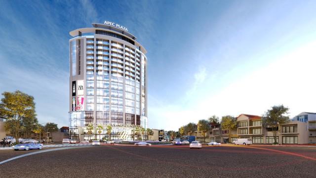 Apec Group bắt tay cùng Wyndham (Mỹ) để phát triển bất động sản cao cấp Hải Dương - Ảnh 1.