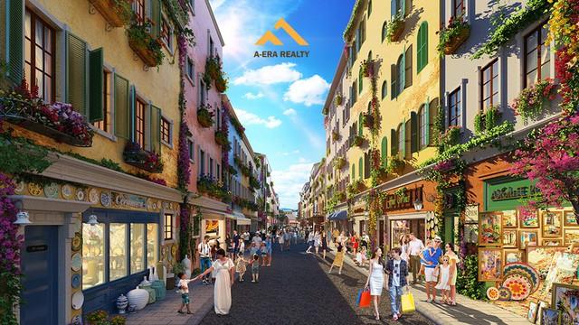Shophouse Địa Trung Hải tăng khả năng thu hút và níu chân du khách - Ảnh 1.