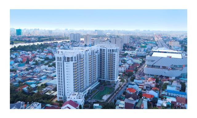 Cung đường sở hữu các dự án bất động sản cao cấp - Ảnh 1.