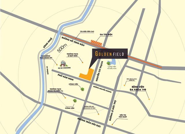 Review dự án căn hộ sở hữu mức giá hấp dẫn tại khu vực Mỹ Đình - Ảnh 1.