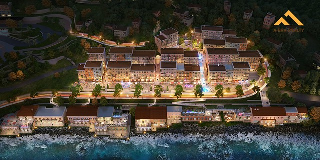 Shophouse Địa Trung Hải tăng khả năng thu hút và níu chân du khách - Ảnh 2.