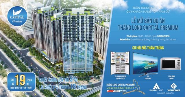 """Soi căn hộ tại Thăng Long Capital có xứng """"chất lượng Premium"""" - Ảnh 2."""