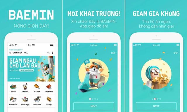 """""""BAEMIN"""" hướng đến khách hàng việt với công nghệ, bản sắc và văn hóa Hàn Quốc - ảnh 1"""