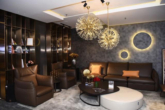 Khai trương showroom Chateau d'Ax – thương hiệu nội thất hàng đầu Italy tại Hà Nội - Ảnh 1.