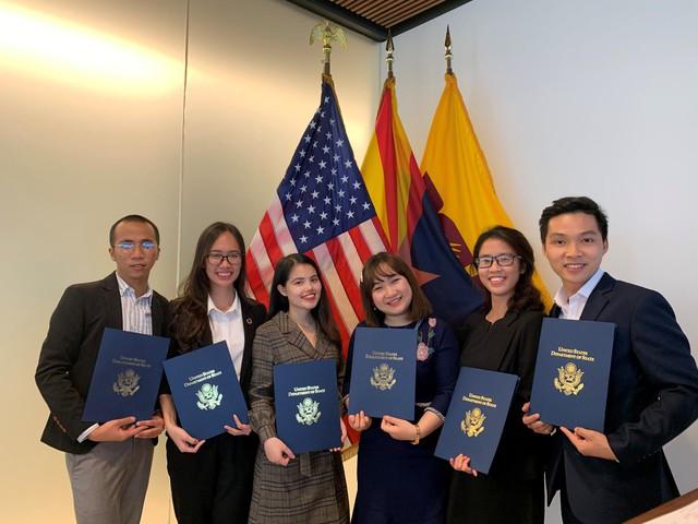 Sinh viên trẻ chu du gần 10 nước nhờ các chương trình học bổng - Ảnh 2.