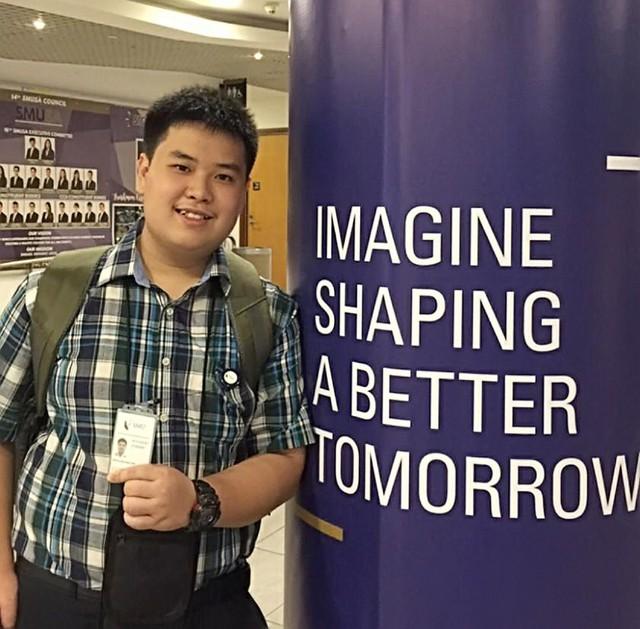 Cựu học sinh Asian School được tài trợ 50% học phí tạiSMU - ảnh 1