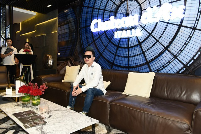 Khai trương showroom Chateau d'Ax – thương hiệu nội thất hàng đầu Italy tại Hà Nội - Ảnh 3.