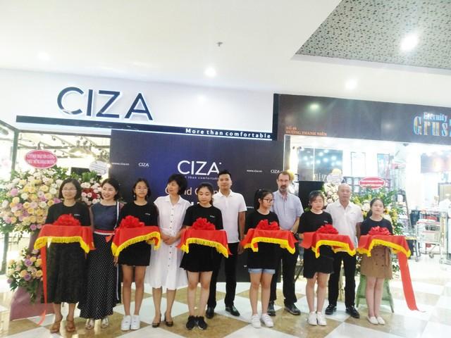 Thương hiệu thời trang nam Ciza ra mắt cửa hàng đầu tiên tại Hà Nội - Ảnh 4.
