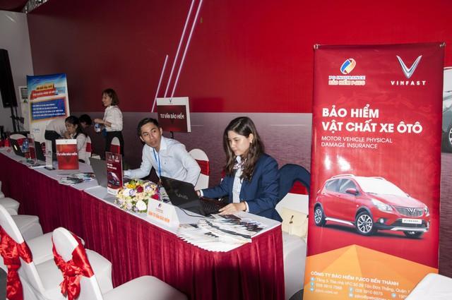 Lộ diện nhà bảo hiểm cho xe ô tô thương hiệu Việt VinFast - Ảnh 1.
