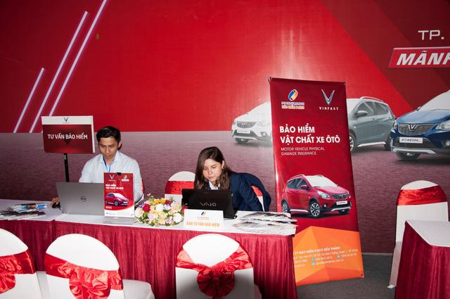 Lộ diện nhà bảo hiểm cho xe ô tô thương hiệu Việt VinFast - Ảnh 2.