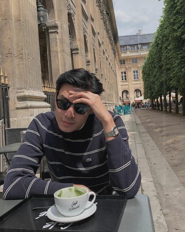 Trần Quang Đại đậm chất phóng khoáng tại Roland Garros - Ảnh 4.
