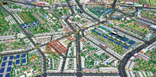 Sức hút dự án đất nền thị xã Thuận An  - Ảnh 2.