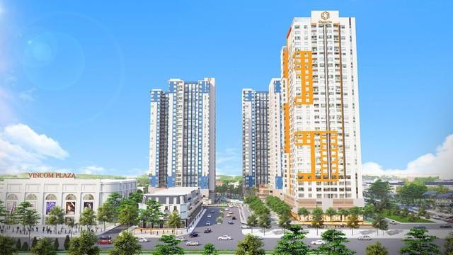 Dự án căn hộ cao cấp tại Bình Dương chi trăm tỷ phát triển tiện ích hạng sang - Ảnh 1.