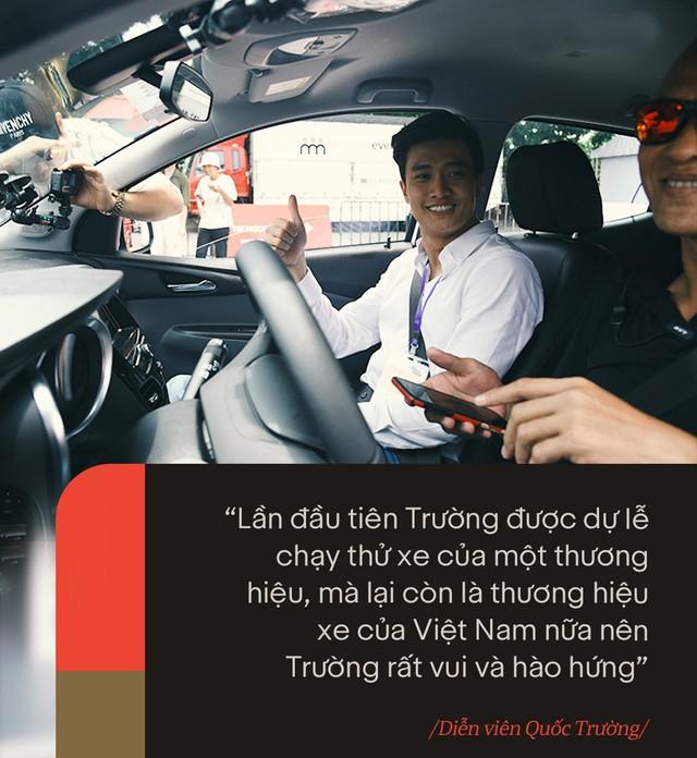 VinFast Fadil đốn tim sao Việt ở những điểm này ngay trong lần trải nghiệm đầu tiên - Ảnh 2.