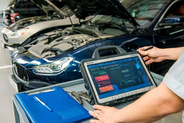"""Dịch vụ chăm sóc khách hàng kiểu """"không giống ai"""" của Maserati tại Việt Nam - Ảnh 2."""