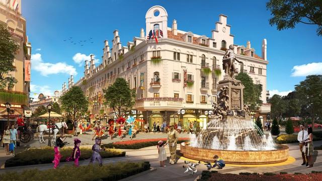 Shophouse Europe – lời giải cho nhu cầu du lịch mua sắm ở Hạ Long - Ảnh 2.