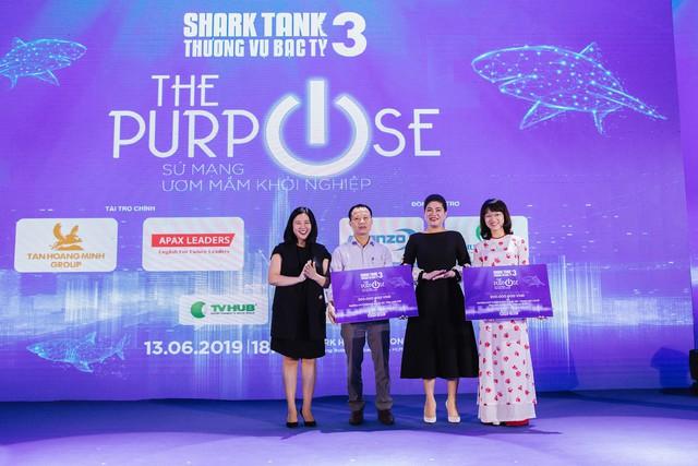 Shark Đỗ Liên đảm nhận vai trò Chủ tịch của chuỗi Dự án Sứ mệnh - Shark Tank The Purpose - Ảnh 2.
