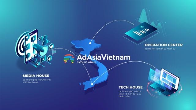 Dấu ấn nổi bật của AdAsia sau chặng đường 3 năm tại Việt Nam - Ảnh 3.