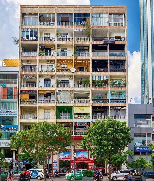 Alpha City – công trình kiến trúc mới kế thừa giá trị nguyên bản của Sài Gòn - Ảnh 1.