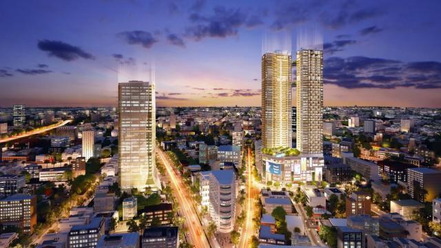 Alpha City – công trình kiến trúc mới kế thừa giá trị nguyên bản của Sài Gòn - Ảnh 2.