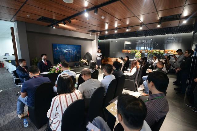 Denzell Việt Nam và tập đoàn bất động sản Châu Âu Euroterra Capital chính thức công bố hợp tác chiến lược - Ảnh 2.