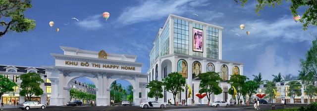 Công ty CP BĐS Danh Khôi công bố tiến độ xây dựng dự án Happy Home Cà Mau - Ảnh 1.