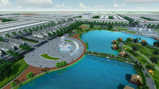 Công ty CP BĐS Danh Khôi công bố tiến độ xây dựng dự án Happy Home Cà Mau - Ảnh 2.