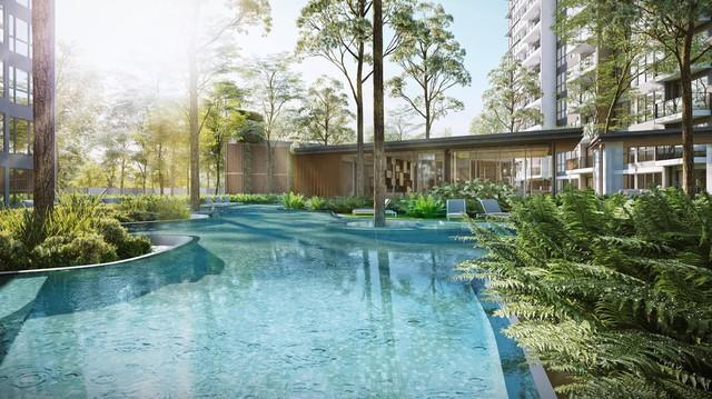 Cận cảnh dự án có TTTM Vincom Plaza trong khuôn viên tại Bình Dương - Ảnh 6.