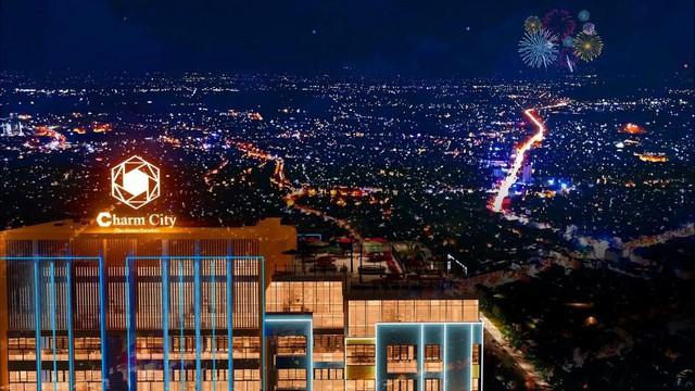 Cận cảnh dự án có TTTM Vincom Plaza trong khuôn viên tại Bình Dương - Ảnh 10.