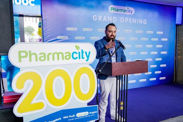 """CEO Pharmacity Chris Blank: """"Chúng tôi theo đuổi sự hài lòng của khách hàng"""" - Ảnh 1."""