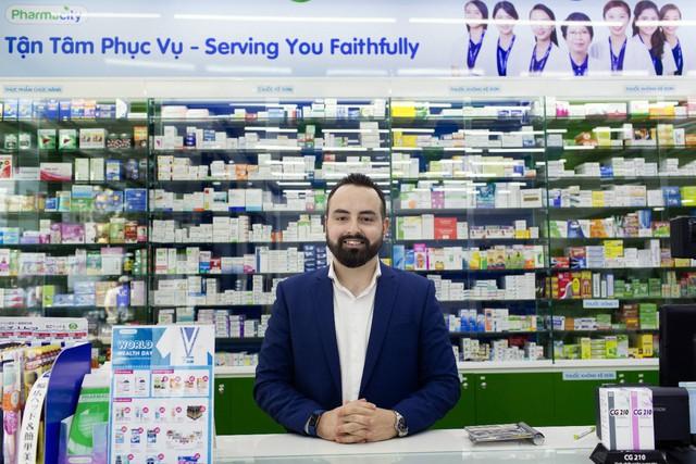 """CEO Pharmacity Chris Blank: """"Chúng tôi theo đuổi sự hài lòng của khách hàng"""" - Ảnh 2."""
